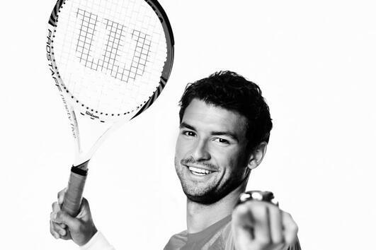 Кои са най-горещите тенисисти според списание Vogue