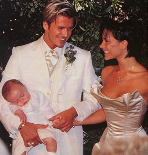 Дейвид и Виктория Бекъм - 18 години луда любов!
