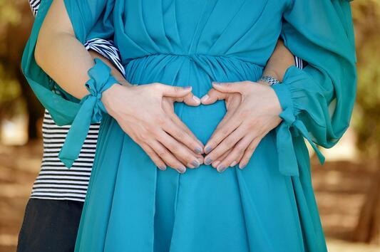 Третият месец  от бременността - първа среща с бебчо