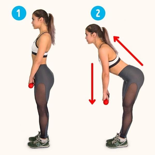 6 ефективни упражнения за справяне с целулита за 2 седмици
