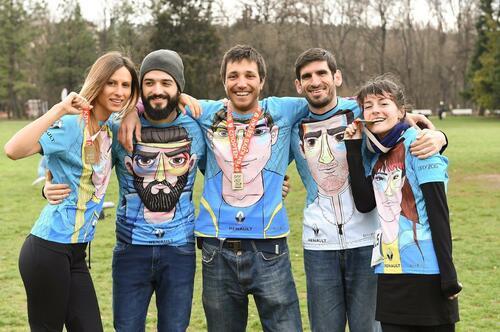 """Лилия Костова от отбора на Renault Passion Runners -""""Едни маратонки трябват само – излизаш и тичаш!"""