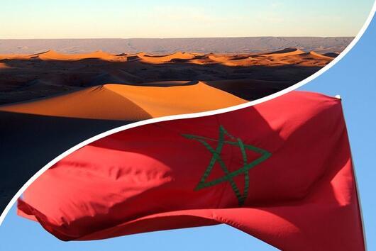 Мароко-страна на тайните