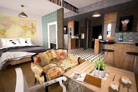 Интериорен дизайн- 10 трика, с които ще преобразите дома си