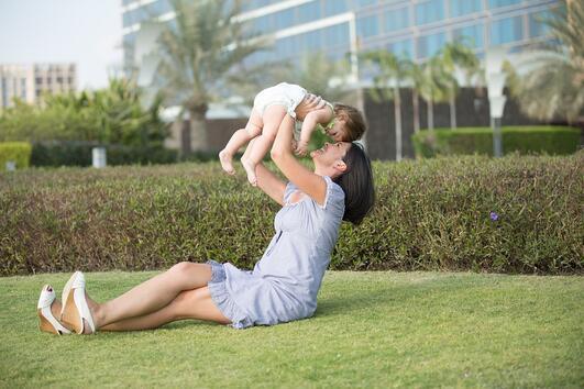 5 тайни на родителите, възпитали щастливи деца
