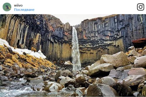 10 чудеса на природата в Исландия