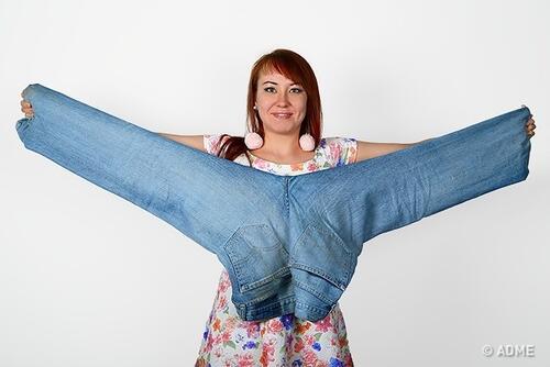 Как да изберем дънки, без да ги мерим?