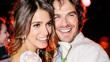 """""""Вампирската"""" двойка Иън Сомърхолдър и Ники Рийд станаха родители!"""