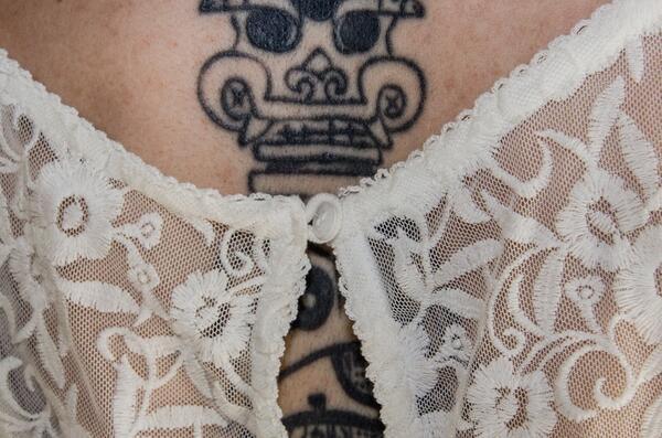 Стъпка по стъпка: как да прикрием татуировката си