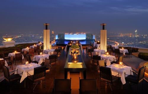 Невероятни ресторанти, които ще ви спрат дъха