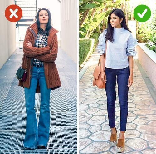 8 грешки в облеклото, които отнемат от чара ви
