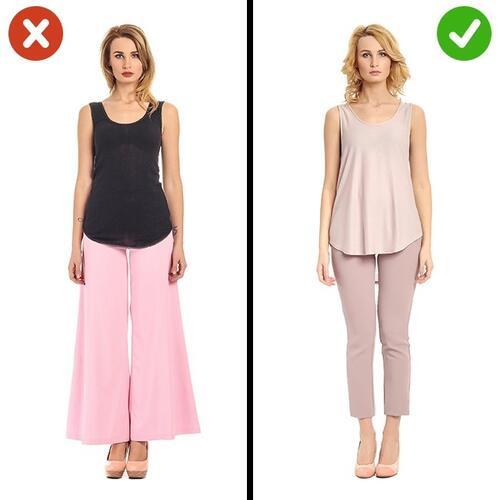 9 вида дрехи, които могат да обезформят фигурата на всеки