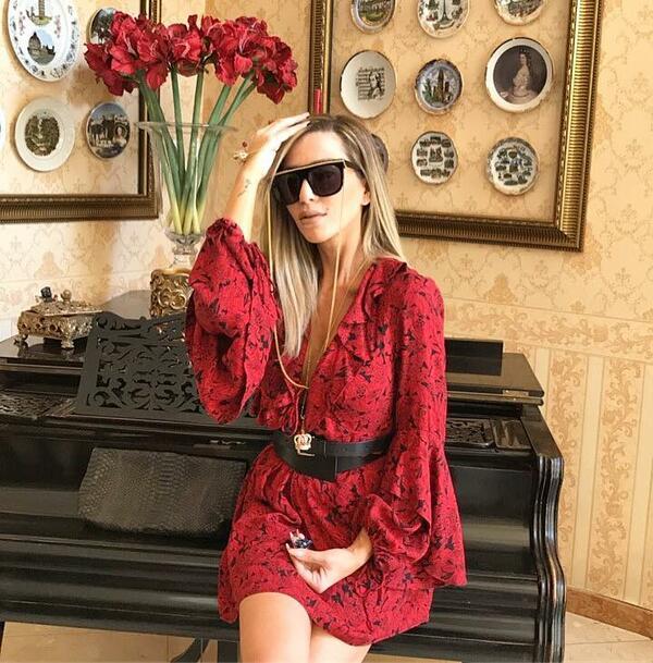 Енджи Касабие- арабската принцеса в къщата на VIP Brother