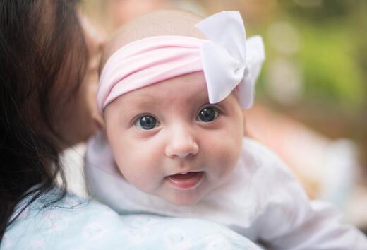 Редки и много красиви имена за бебета