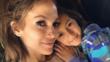 Няколко снимки, които доказват, че дъщерята на Джей Ло е тръгнала по нейните стъпки
