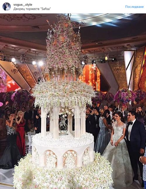 Сватба, като от приказките
