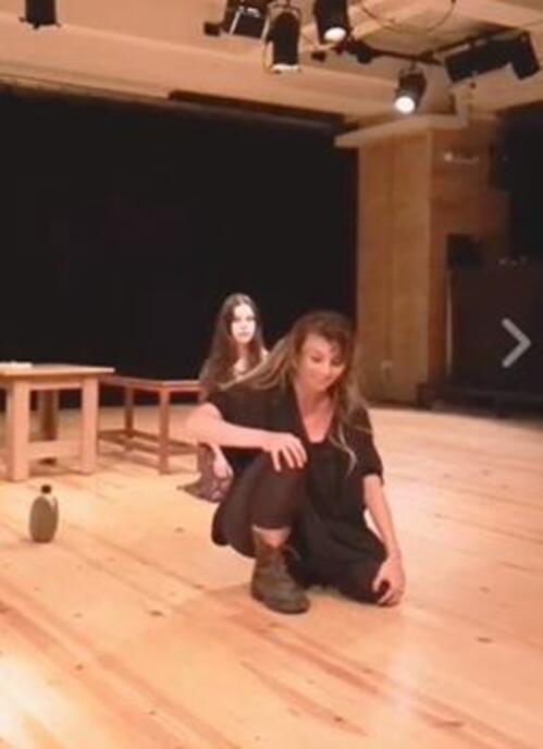 """""""Дядо Вазов, дядо Йоцо и тяхната внучка"""" - представление за българското, което не се вижда с очите!"""