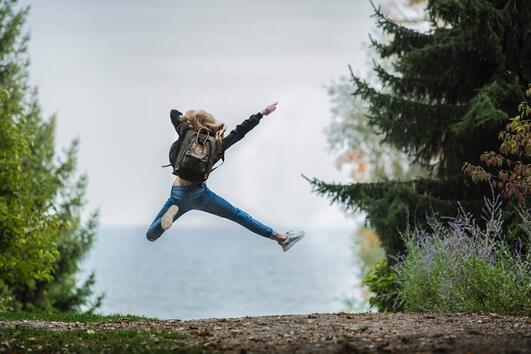 7 невероятни ползи за здравето от ходенето в гората