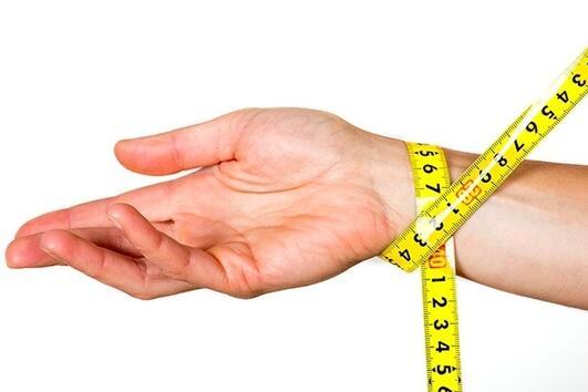 Перфектно тяло само с две неща: обиколката на китката и тази диета