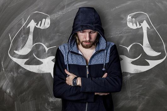 10 скрити страха, за които си мълчат 90% от мъжете