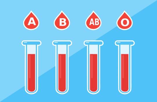 Кръвната ви група може да увеличи риска от тези 5 състояния