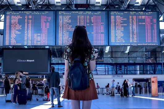 10 начина да преодолеете страха си от самолет