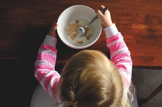 Ето какво трябва да ядат децата всеки ден!