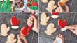 Как да декорирате коледните сладки с Роял Айсинг