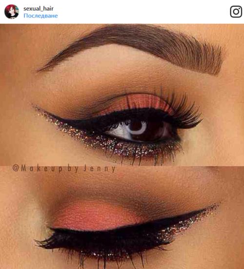 Зашеметяващи гримове за жени с кафяви очи