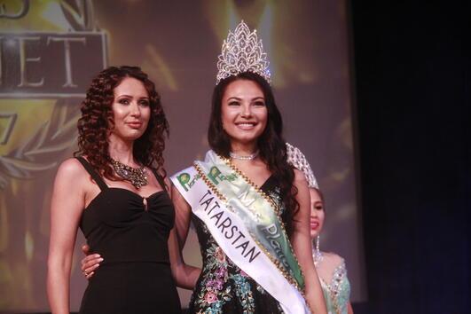 Мисис Планет 2017 е  Лейла Муругова от Татарстан, Русия!