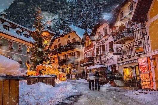 25 красиви улици, които сякаш са излезли от сънищата ни