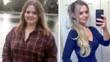 Мотивиращи снимки на хора, свалили много килограми