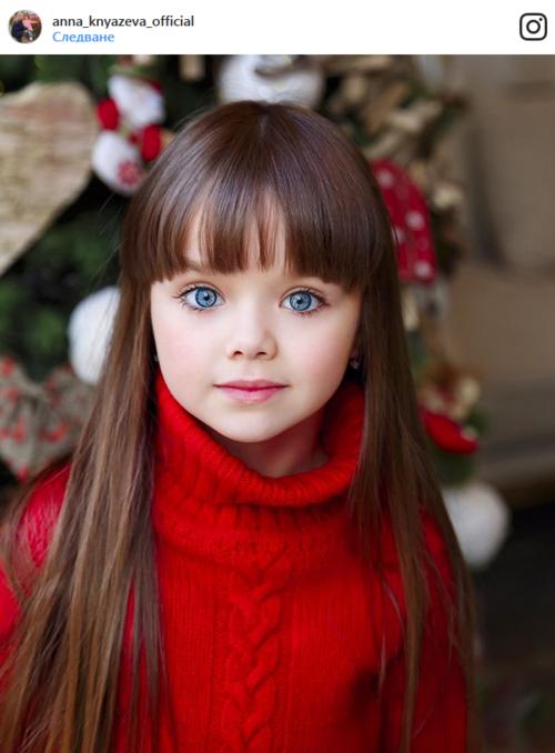 13 деца, които станаха известни, благодарение на красотата си