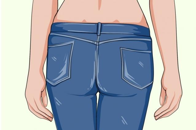 Женската фигура и формата на бедрата по-специално се определят от