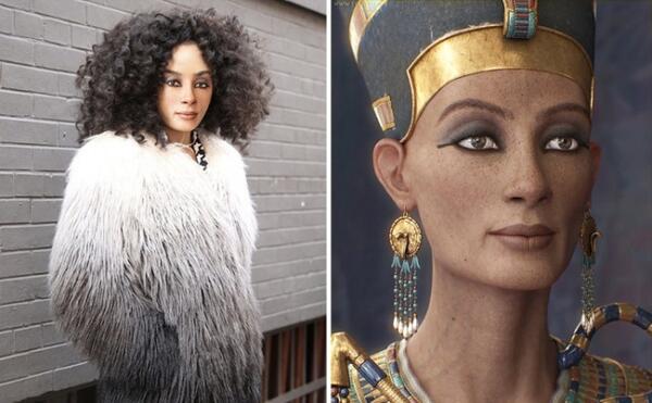 Как биха изглеждали известните исторически личности, ако живееха в наши дни