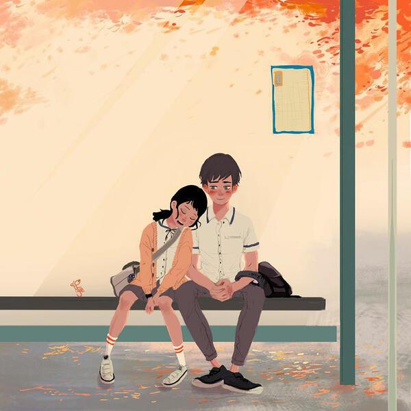 Красотата на влюбването