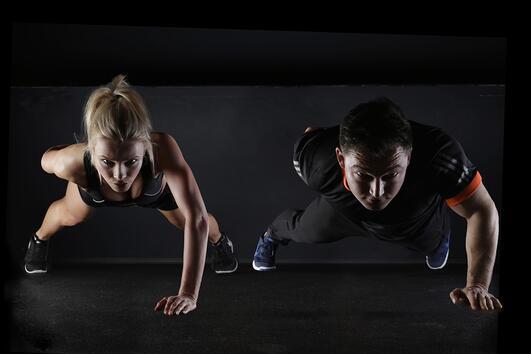 Доза мотивация: 10 причини да тренирате днес