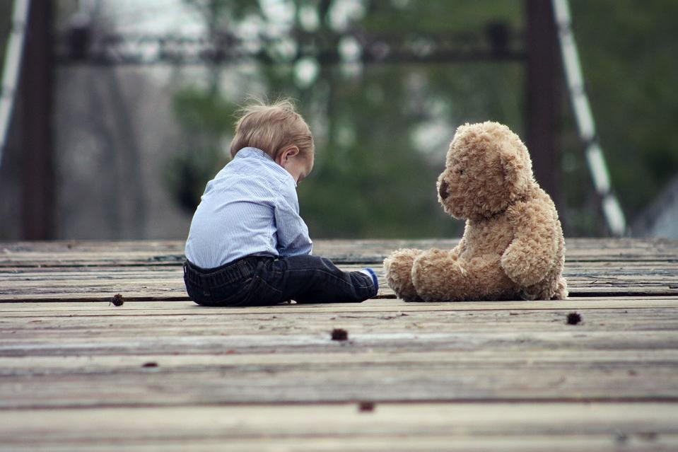 Скъпо, второ дете, Един ден ще откриеш, че родителството не идва