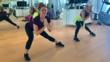 Тренировката на Шакира преди световното турне