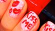 Маникюр за Свети Валентин: Целуни ме (ВИДЕО)