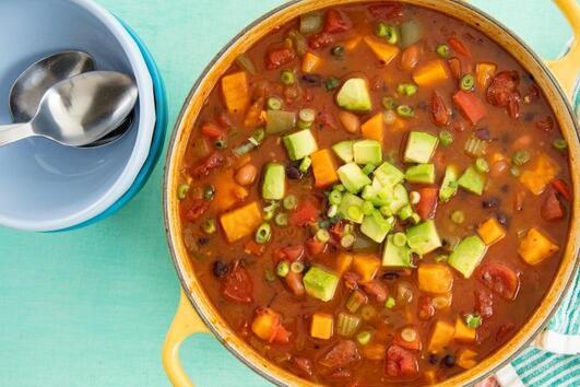 Рецепта за веган чили