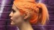 """Коса в цвят """"Текила сънрайз"""""""