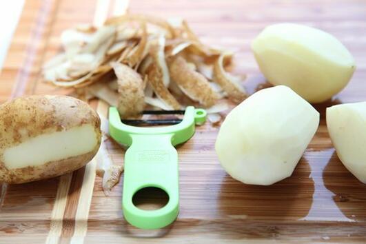 Този трик ще промени начина, по който белите картофи завинаги