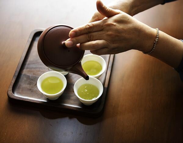 Зелен чай- защо да?