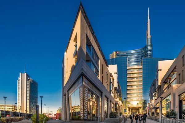 Да се изгубиш в Милано