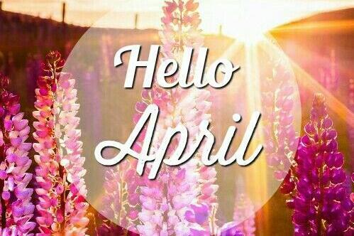 Нека посрещнем пролетния Април с усмивка и желание да създаваме