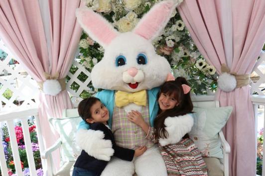 Яйца, зайчета и шоколад! Ето как Вашите любими звезди празнуват Великден тази година