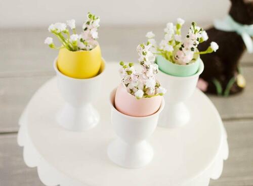 Интересни идеи за декорация на яйца