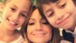 Най-сладките снимки на Джей Ло и близнаците