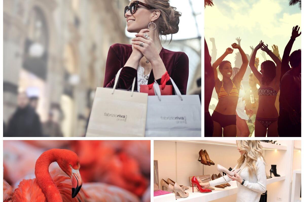 Пазаруването е една от любимите дейности на jenite. То е