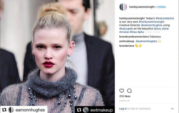 Какви стилизации на косите представи Шанел за ревюто си?